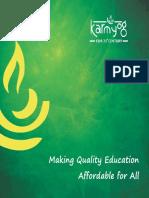 KarmYogFoundation TataTruststProject StatusReport2015-17