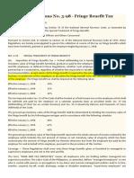 Revenue Regulations No 3-98