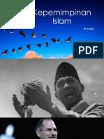 Idi Kepemimpinan Islam