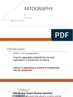 Chromatography Separation