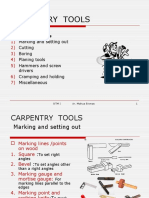 Carpentry Tools