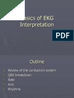 Basics of EKG Interpretation