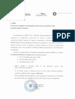 Anunt Concurs de Selectie a Cadrelor Didactice Pentru Constituirea Corpului National de Experti În Management Educational Seria a 14 A