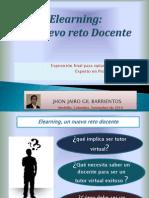 Elearning Nuevo Reto Docente_Jhon Jairo Gil B.