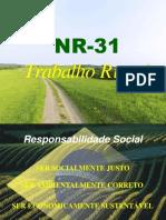 treinamento NR 31