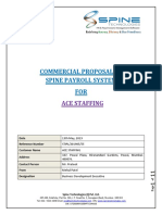 Spine Payroll Access