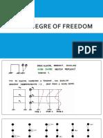 MDOF (Multi Degre of Freedom