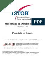Glossário Syllabus - CTFL