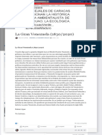 (65) Nelson Lopez, diálogos, red social, caricuao, ecología.venezuela, war