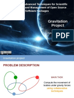 Group3 Gravitation