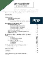 Shareslides.org-Indicateurs de Gestion Evaluation Des Couts en Espaces Verts