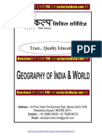 World Geography Notes PDF - www.sarkarijobhelp.com.pdf