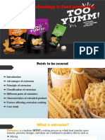 Extrusion Technology in Food Processing.ppt