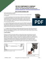 Manual Instalacion Conveyor DB