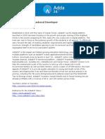 JD - Java Backend Developer