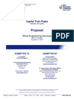161114- RWDI Proposal for Capitol Twin Peaks # 1700934P
