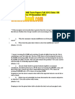 Eco402 Current MID Term Papers Fall 2012 Date questions only.doc