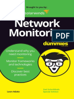 Network Monitoring For Dummies 2nd SolarWinds Special Edition.pdf