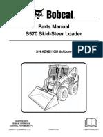 Manual Partes s570 Nuevo
