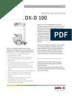 Agfa Dr Dx d 100 Data Sheet