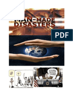 224118098 SSt Project on Man Made Disasters