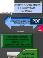 Merger and Acquisitions in PPT