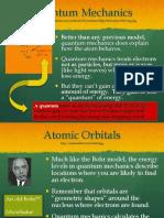 Quantum Mehanical Model