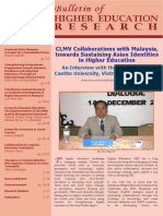049 Bulletin of Higher Education Research-no 13 June 2009
