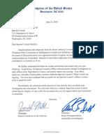 Letter to Mueller