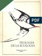 Teología de la Ecología