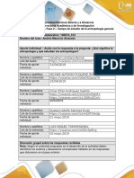 Formato Respuesta - Fase 2 - La Antropología y Su Campo de Estudio Version 5