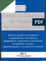 Libro Como se elabora el proyecto de investigacion 265pgs.pdf