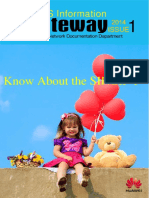 CS Information Gateway_2014 Issue 01 (SIP and SIP-I)