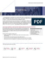 ISF Consultancy Cyber Exercise Engagement Brief v2