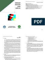 18-Modul Menerapkan Prosedur K3 Tempat Kerja - SkiPo