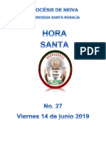 Hora Santa No. 27.Docx