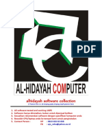 Alhidayah Software Collection