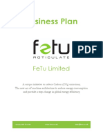New Green Energy Platform Business Plan (1)