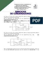 Actividad de Condensadores