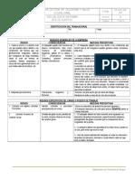 PR-HUE-ODI-001 v 01 - Labor de Jefe de Huertos