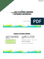 Variable continua y esperanza matematica.pdf