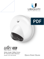 Ubiquiti Unifi Video Dome Uvc g3 Dome