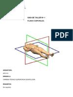 Guia de Taller N1 Planos Corporales