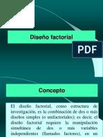 Disenos-factoriales