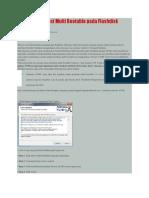 Tutorial Membuat Multi Bootable Pada Flashdisk Dengan YUMI