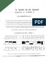 CATTELL 3