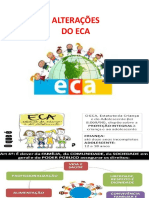 Alterações Do Eca