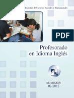 Profesoradode Ingles