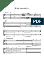 It Ain't necessarily so parti - Clarinetto in SIb 1 e 2.pdf