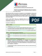 Orientaciones Actualización Reglamento de Convivencia 2019